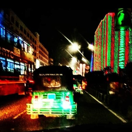 Dhaka City, Bangladesh: Dhaka @ Night