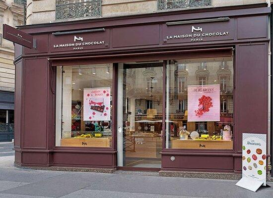 La Maison du Chocolat - Faubourg Saint Honoré