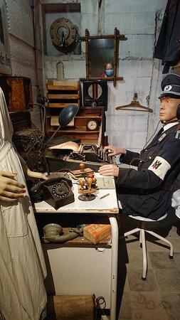 Le Musée du Blockhaus Hôpital.
