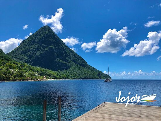 St. Lucia: Smiling faces