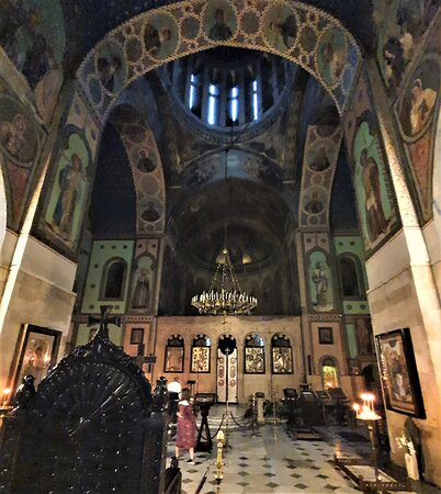 Anchiskhati Basilica - Picture No. 18 - By israroz - (Oct. 2019)