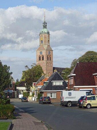 the church of Eenrum