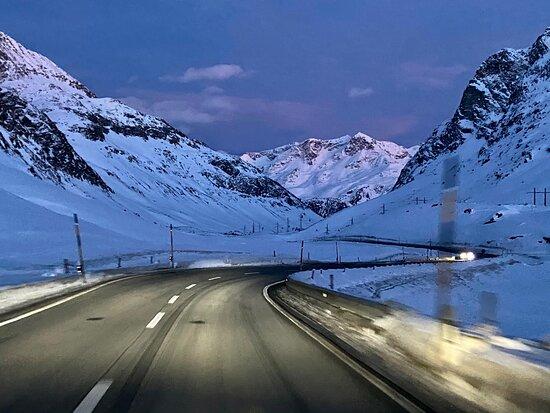 Bivio, Thụy Sỹ: Julier Pass