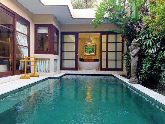 Beautiful Bali Villas 38 7 9 Prices Hotel Reviews Legian Tripadvisor