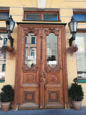 St. Petersburg, Nga: Дом архитектора - Особняк Половцева, ул. Большая Морская, 52