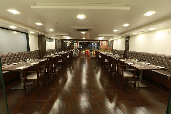 Foto de The One Hotel, Aurangabad: The Chcolate Room Cafe - Tripadvisor