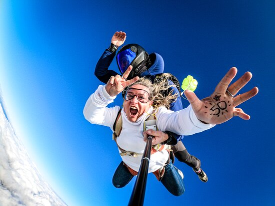 Vendee Evasion Parachutisme