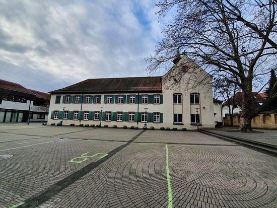 Altes Kapuzinerkloster - Gymnasiumstraße