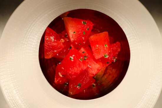watermelon mojito eatable mocktail