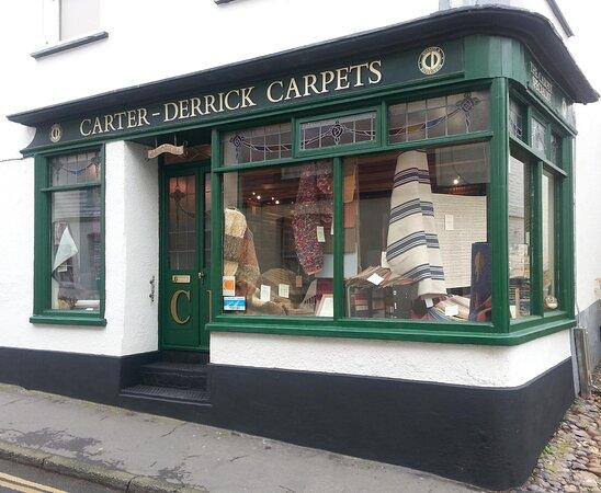Carter-derrick Carpets