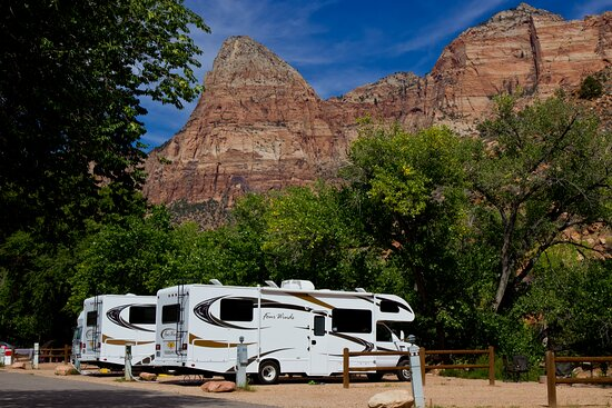 Camping, RVing, glamping and hotels provide all kinds of options for lodging in Springdale and the Zion National Park area.