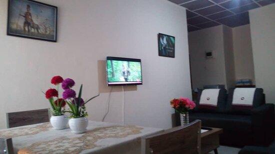 Winneba, Ghana: Dining Area