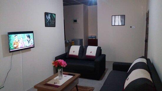Winneba, Ghana: Living Room