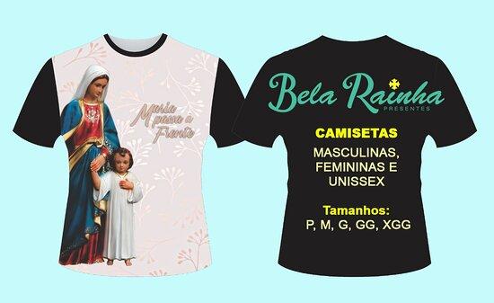 Sao Jose Dos Campos, SP: Maria Passa à Frente. Bela Rainha Presentes. Shopping Centro SJCampos, loja 30, 1º andar.