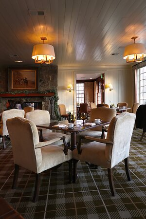 Blackberry Farm, 1471 W Millers Cove Rd, Walland, TN - December - On-property dining at The Dogwood in the Main House - Interiors