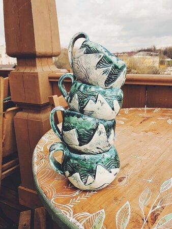 Продаем керамические изделия ручной работы