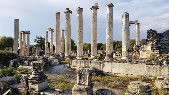 Denizli, Turkey: Aphrodisias, a Greek Hellenistic city in Caria, western Anatolia.