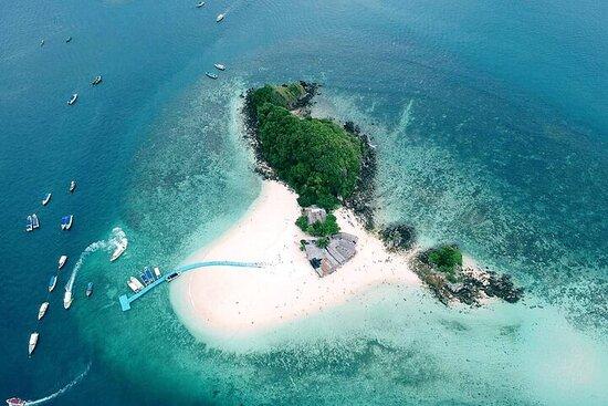 Halbtägige Koh Khai Insel Tour mit Abholung