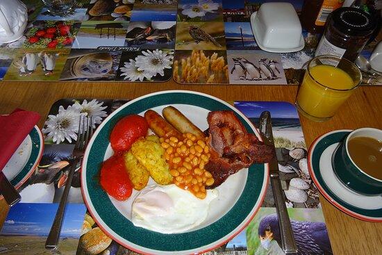 Port Howard, Quần đảo Falkland: Frühstück