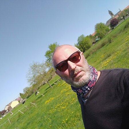 Metzervisse, France: Big garden 🏡