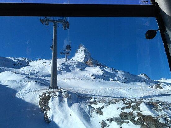 Matterhorn Glacier Paradise: Matterhorn Express