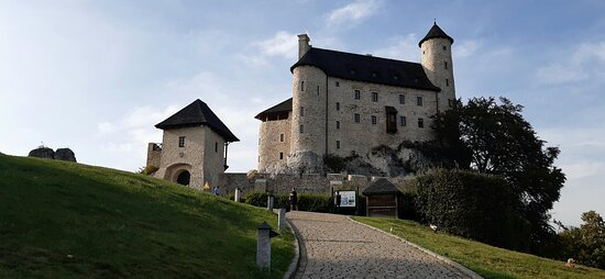 Niegowa, Polen: Zamek Bobolice