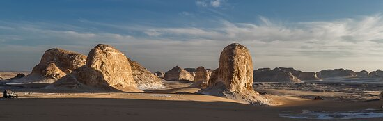 2 day Trip To Bahariya Oasis White Desert From Cairo: Our entry point to the White Desert