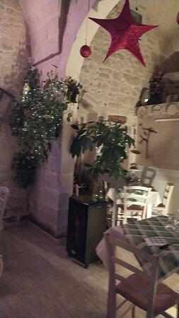 Strudà, إيطاليا: Atmosfera intima, unica!!!!!!!
