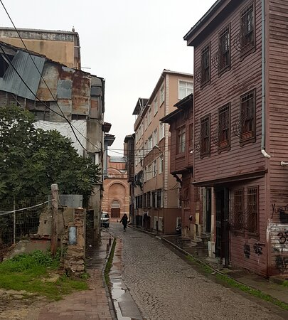 Istanbul, Turkey: ''Broken bits of Byzantium''   Balat.