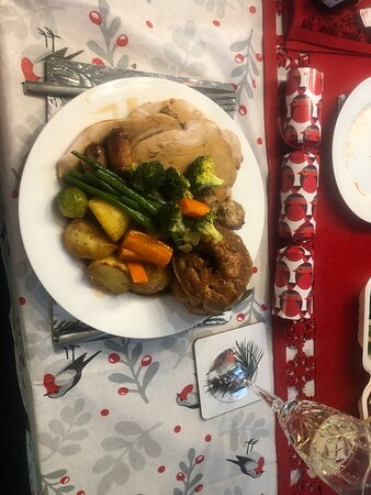 Outstanding Christmas Dinner - 10 out of 10