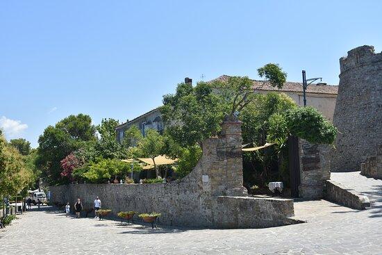 Кастеллабате, Италия: Stradine