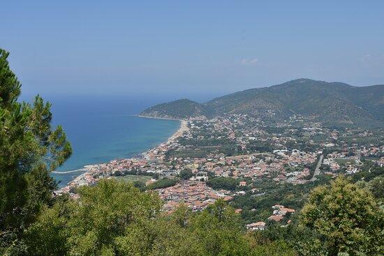 Кастеллабате, Италия: Panorama