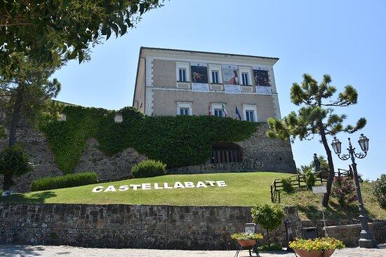 Кастеллабате, Италия: La sommità