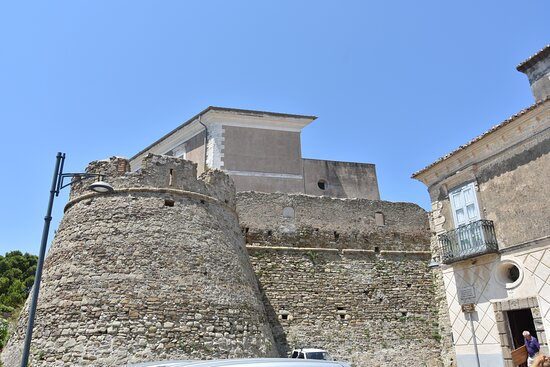 Кастеллабате, Италия: La rocca