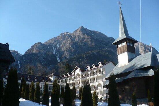 Day Tour Peles Castle - Caraiman Monastery from Brasov
