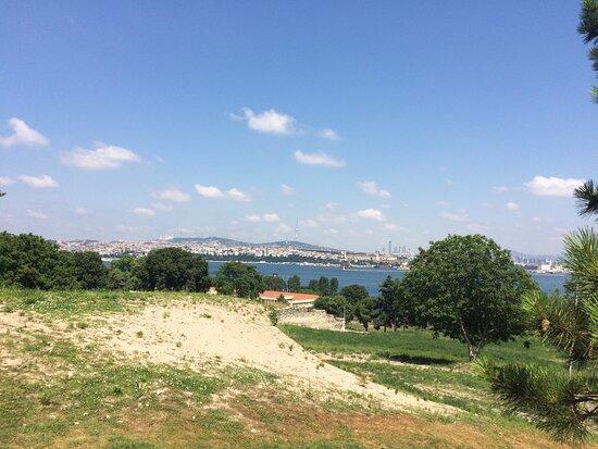 איסטנבול, טורקיה: Topkapı Sarayı Bahçesi