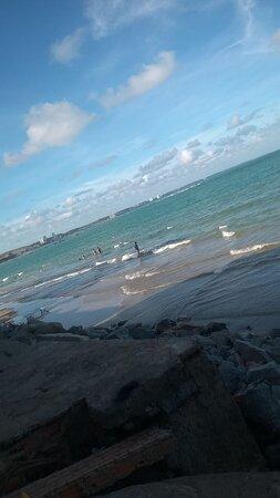 Praia de Ponta Verde, boa para banho e com uma bonita Orla - Foto 10
