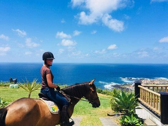 Nice view over Mosteiros