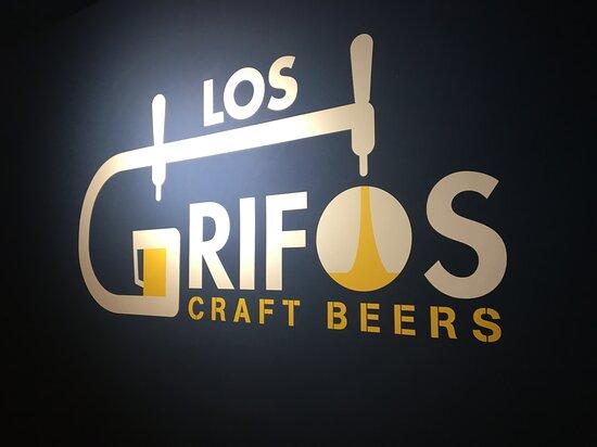 LOS GRIFOS Craft Beers