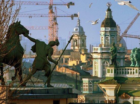 St. Petersburg, Russia: San Pietroburgo 25