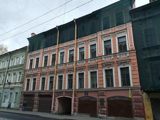 House of F.N. Chelishhev