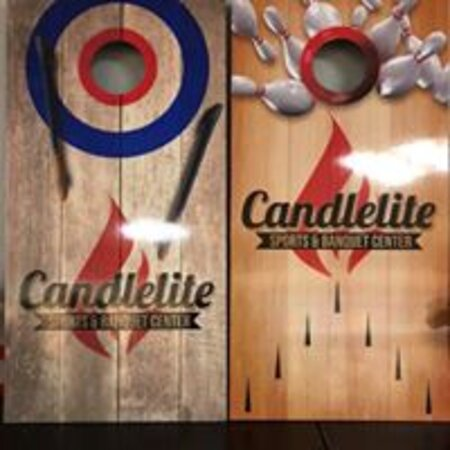 We offer cornhole year round! Bring your own bags or use ours!