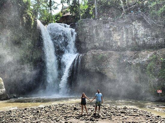 Best of Ubud Tour with Jungle Swing: Tegenungan Waterfall