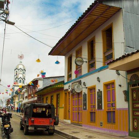 La Trastienda Café, Filandia - Quindío