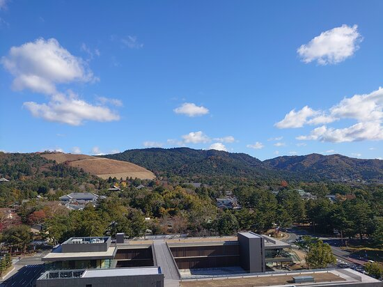 Nara Prefectural Office Bldg. Rooftop Plaza