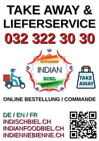 ONLINE ORDER SYSTEM --> indischbiel.ch
