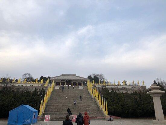 黄陵县照片