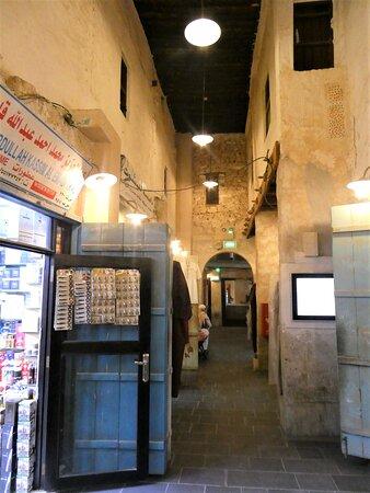 a corner of the souq