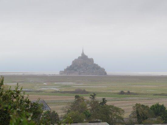 Huisnes sur Mer, Francie: le Monts Saint Michel du Mausolée