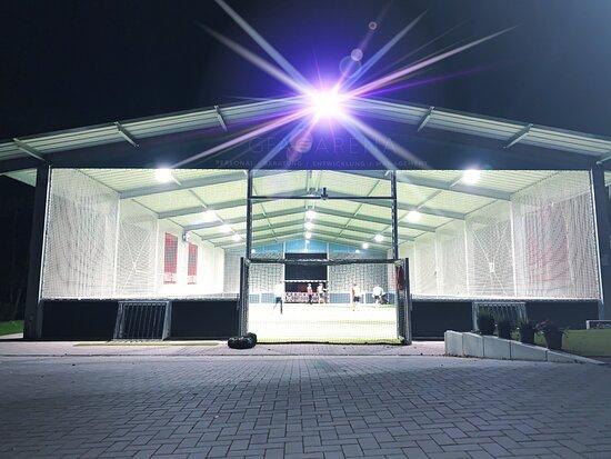 Gfa-arena Sport- Und Soccerhalle